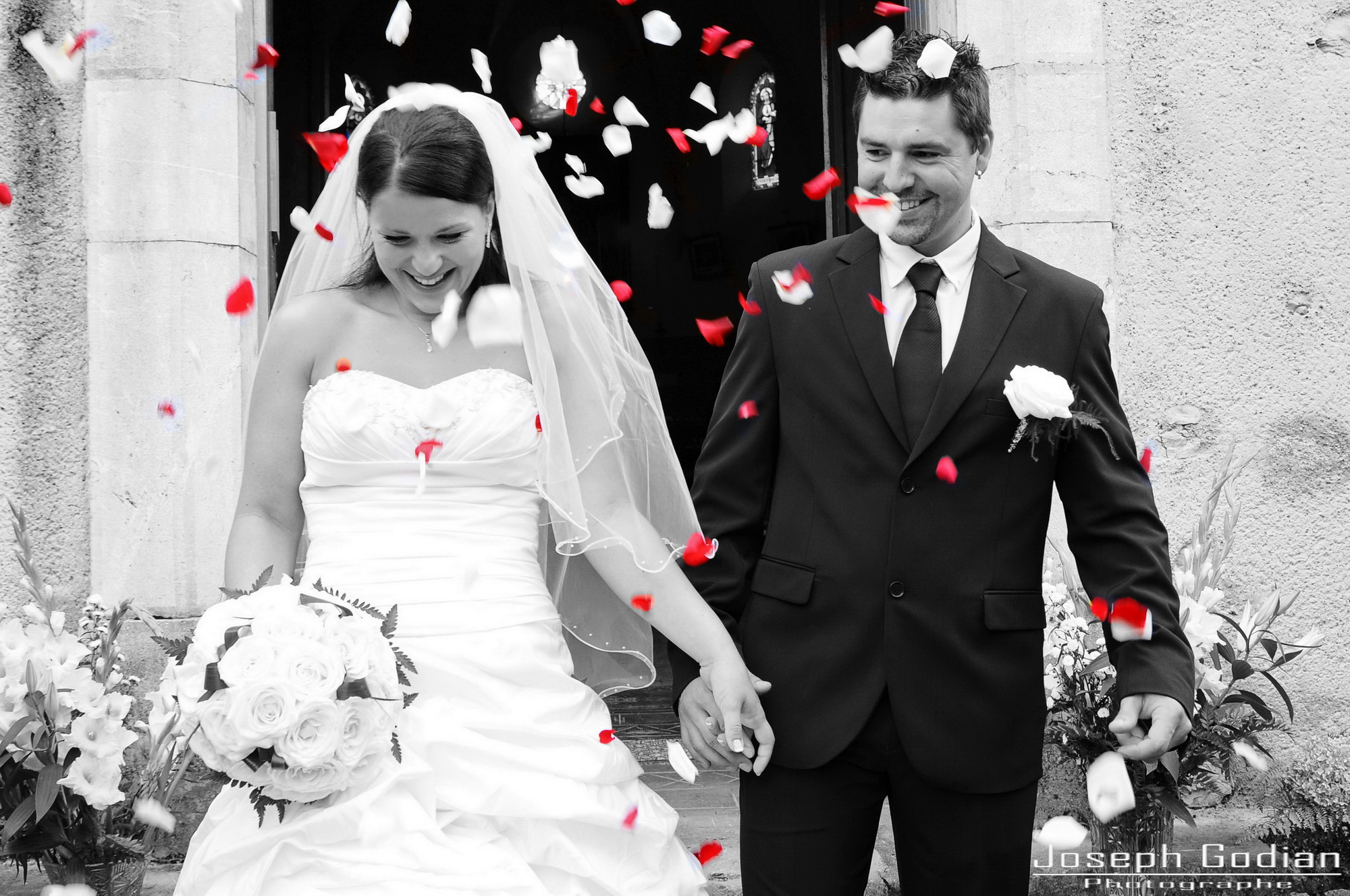 photographe reportage - mariage toulouse